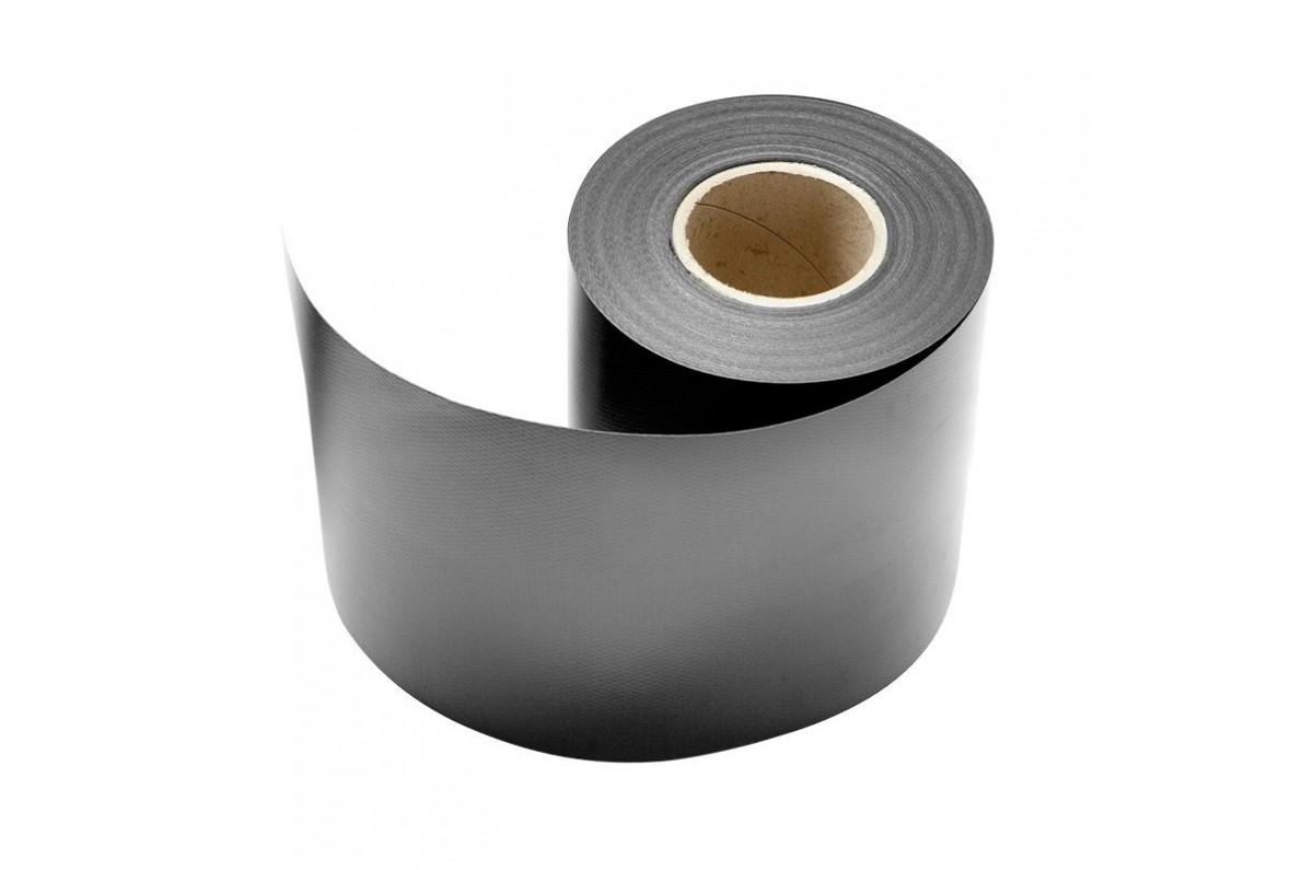 sichtschutz f r doppelstabmattenzaun grau. Black Bedroom Furniture Sets. Home Design Ideas